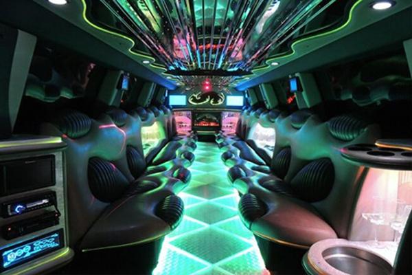 Hummer limo rental Fort Worth