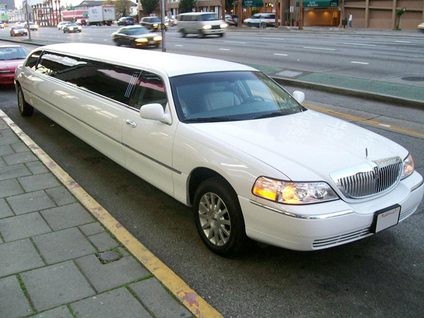 Fort Worth 8 Passenger Limo
